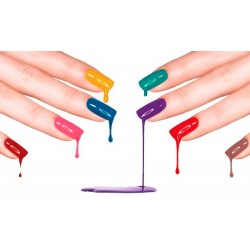 Curso de manicura y pedicura con kit de Latin Nails